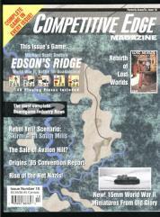#10 w/Edson's Ridge