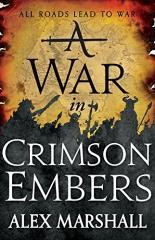 Crimson Empire #3 - A War in Crimson Embers