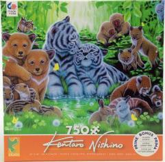 Kentaro Nishino - Animal Baby Pairs