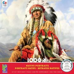 Native Portaits - Clouds