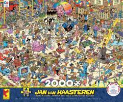 Jan Van Hasteren - Toy Ahoy