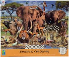 Howard Robinson - African Wildlife