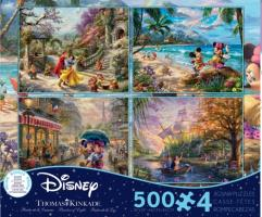 Disney - Thomas Kinkade - Multipack