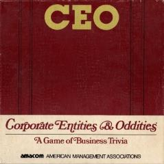CEO - Corporate Entities & Oddities