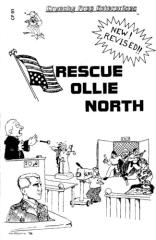 Rescue Ollie North (Revised Edition)