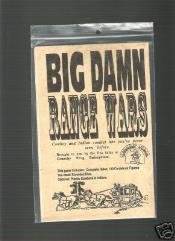 Big Damn Range Wars