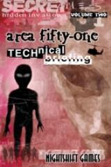Secret Files #2 - Area Fifty-One Technical Briefing