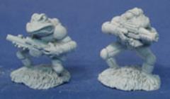 Frog Troopers B
