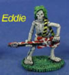 Eddie - Skeletal Rocker