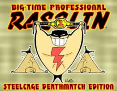 Big Time Professional Rasslin (2nd Edition Revised)