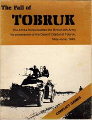 Fall of Tobruk, The (Thick Box)