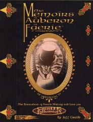 Memoirs of Auberon of Faerie, The