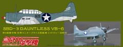 Douglas SBD-3 Dauntless VB-6