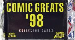 Comic Greats '98 Booster Pack Collection - 10 Packs