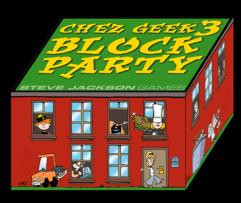 Chez Geek 3 - Block Party