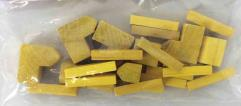 Catan Wood Base Set - Yellow