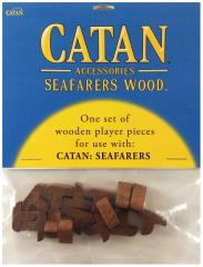Catan Seafarers Wood Base Set - Brown