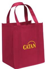 Catan Branded Bag - Red