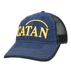 Baseball Cap - Navy/Gold