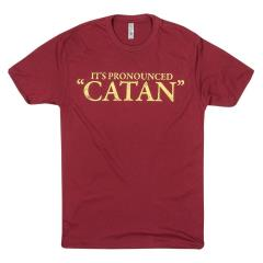 "It's Pronounced ""Catan"" - T-Shirt (L)"