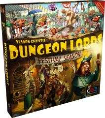 Dungeon Lords - Festival Season Expansion