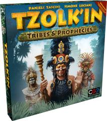 Tzolk'in - The Mayan Calendar, Tribes & Prophecies Expansion