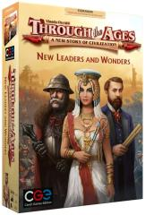 Through The Ages - A New Story of Civilization, New Leaders and Wonders Expansion