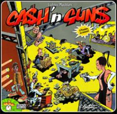 Cash 'n Guns (1st Edition)