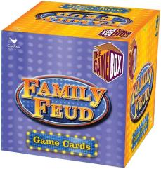 Family Feud - Game Cards