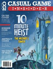 """#21 """"10 Minute Heist, Summer Coins, Abstract Games"""""""