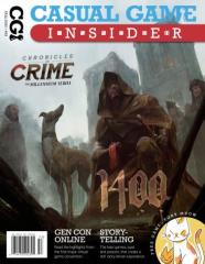 """#33 """"Cronicles of Crime, Gen Con Online, Story Telling"""""""