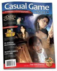 """#9 """"Dark Gothic, 12 Rogue Behaviors, When Games Collide"""""""