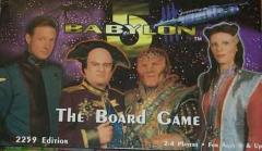 2259 Core Set - Babylon 5 Board Game