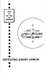 Tips for ASL Tankers - Defeating Enemy Armor (Official Reprint Edition)