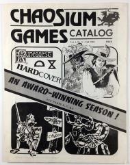 1982 Fall Catalog