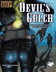 Devil's Gulch - Basic Roleplaying Adventures in the Weird Wild West