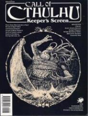 Keeper's Screen (2nd Edition)
