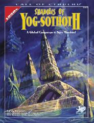Shadows of Yog-Sothoth (2nd Edition)