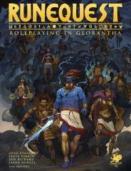 Roleplaying in Glorantha (4th Edition)