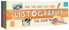 Listography - The Game