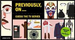Previously, On… - Guess the TV Series Game