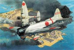 "Aichi Type 99 ""Val"" Dive Bomber"