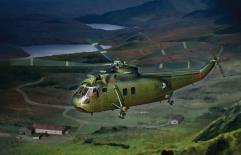 Westland WS-61 Sea King HC.4 - Falklands War