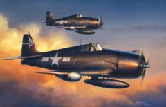 F6F-5N Hellcat - Night Version