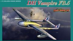 Fighter-Bomber DH Vampire FB.5
