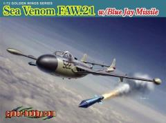 Sea Venom FAW.21 w/Blue Jay Missile