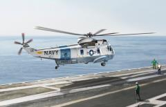 SH-3G Sea King - USN Utility Transporter