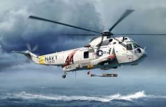 SH-3H Sea King - Submarine Hunter
