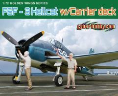 F6F-3 Hellcat w/Carrier Deck