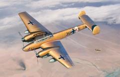 Messerschmitt Bf-110E-2 Trop